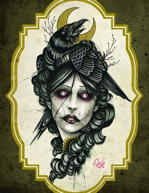derek noble artwork  admire ideias de tatuagens