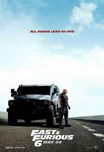 Fast Furious 8 Affiche : affiche du film fast furious 6 affiche 2 sur 7 allocin ~ Medecine-chirurgie-esthetiques.com Avis de Voitures