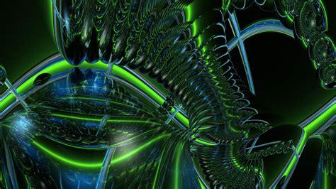 Green Neon Desktop Backgrounds Wallpaperwiki