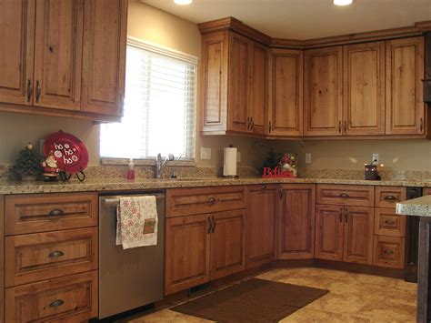 Kitchen Furniture Marvelous Rustic Kitchen Cabinets Using Wood As Base Material Mykitcheninterior