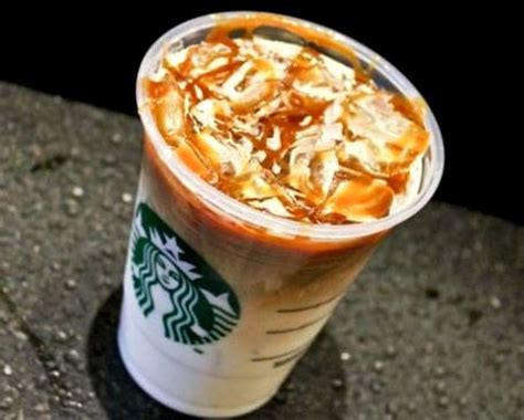Starbucks Caramel Macchiato Frappuccino   Starbucks Secret Menu