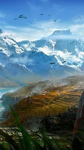 Wallpaper Far Cry 4 Game Open World Adventure Games
