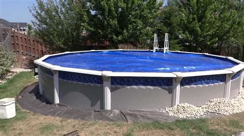 pool installation detailing   river rock youtube