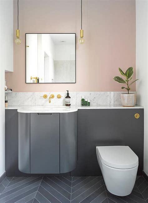 pink  gray bathroom colors contemporary bathroom