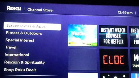 Roku 3 Channel Listings And Review