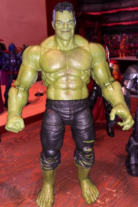 "Marvel Legends 6"" Avengers: Endgame Hulk Build-A-Figure"