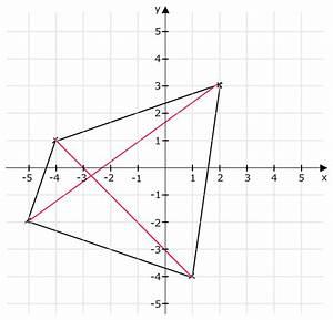 Schnittpunkte Mit Koordinatenachsen Berechnen : a 2 3 b 4 1 c 5 2 und d 1 4 in koordinatensystem ~ Themetempest.com Abrechnung