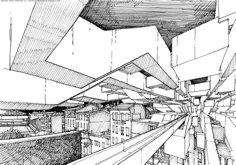 Architecture Sketch Blog