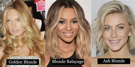 24 Shades Of Blonde Hair To Give You All The Colour