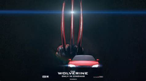 Watch The Wolverine Movie Trailer With Audi And Ducati