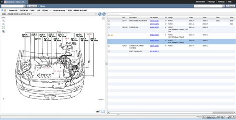 Toyota Parts Usa by Toyota Usa Tmcus 04 2016 Parts Catalog Spare Parts Catalog