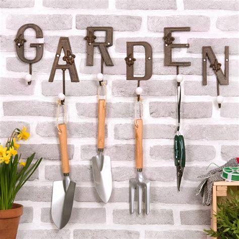 Garden Hook by Vintage Style Garden Hooks By Letteroom