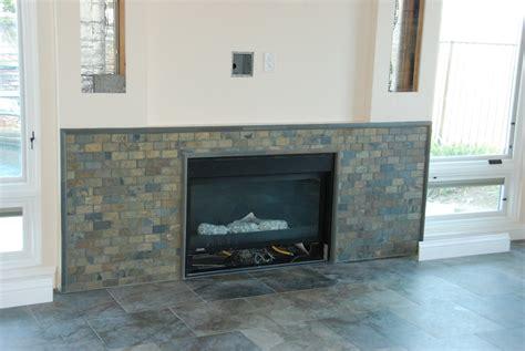 project backsplash  fireplace tile