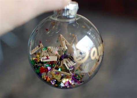 creative clear christmas ornaments ideas magment