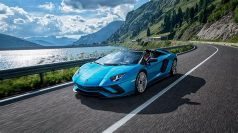 lamborghini aventador s roadster acceleration lamborghini aventador s roadster technical specifications performance top speed and