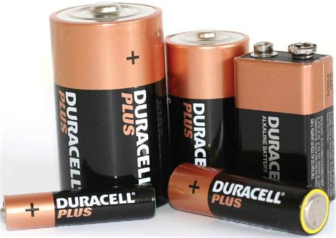 Popular Types Of Batteries