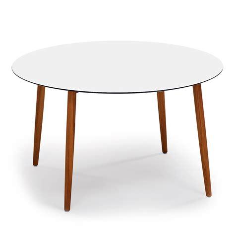 Weiße Runde Tische by Slope Tisch Rund Weish 228 Upl Connox Shop