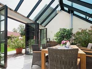 Heizkörper Für Wintergarten : anbau aus glas zuhausewohnen ~ Markanthonyermac.com Haus und Dekorationen
