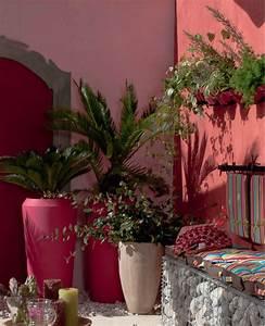 4 decoration de terrasse et jardin chic et choc With awesome deco de terrasse exterieur 5 deco appartement marocain