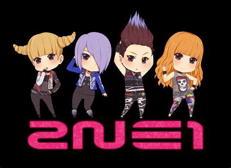 Cl Anime Wallpaper - cl 2ne1 zerochan anime image board