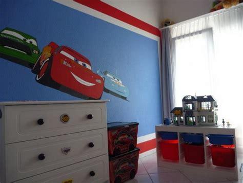 wandgestaltung kinderzimmer cars kinderzimmer cars gestalten