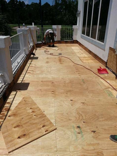 finding  reputable waterproof deck installer pli dek