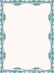 Cute Borders and Frames Designs