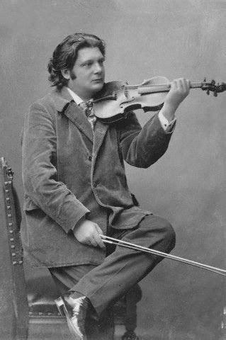 eugene ysaye     belgian violinist composer