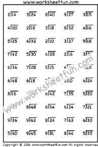 division worksheets images worksheets long
