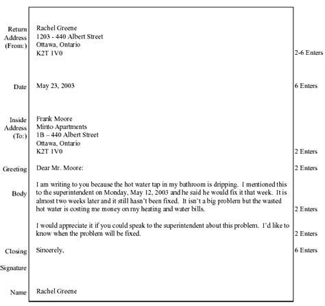 complaint letter vinne dwaya resfati
