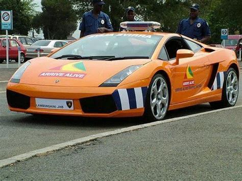 Saudi Arabia Police Car. They Have