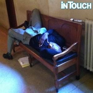 Lamar Odom falls asleep in court during custody fight - NY ...