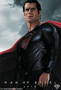 Man Of Steel- Henry Cavill | Superman man of steel | Pinterest
