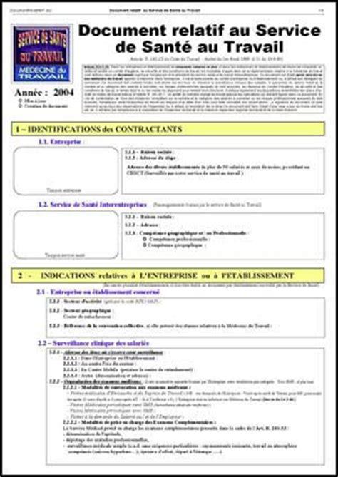 modèle document unique word dr