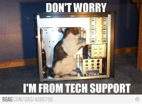 It Support Meme - weyland s forge