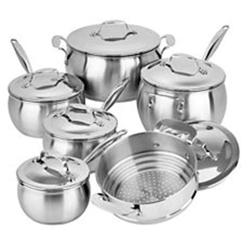 lagostina commercial pro stainless steel cookware set
