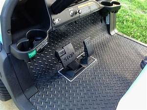 Golf Cart Floor Mats For Better Protection While Adding A Custom Look