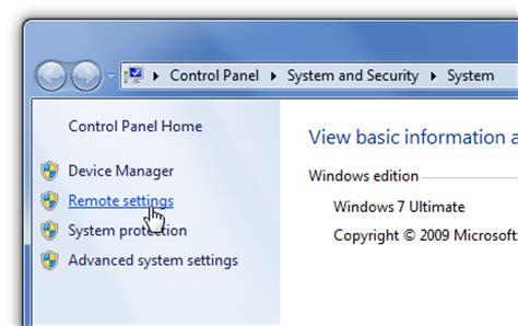 activer bureau distance windows 7 comment puis je activer la connexion bureau à distance
