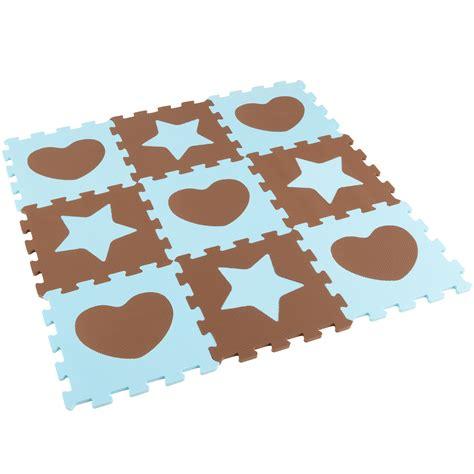 dalle en mousse dalles en mousse formes bleu de formula baby tapis d 233 veil aubert