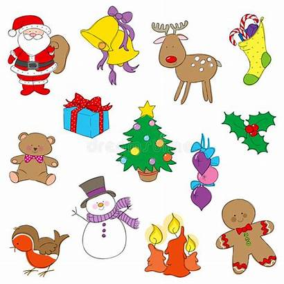 Clipart Weihnachten Natale Jul Illustrated Loose Drawn