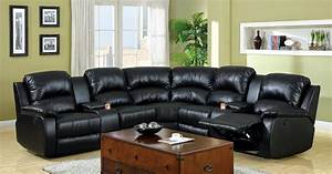 the best reclining sofa reviews sectional reclining sofas With sectional sofas with recliner for small spaces