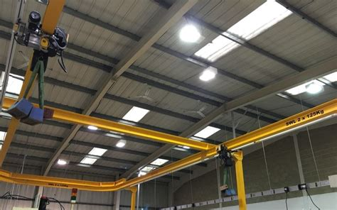 monorail cranes post  ceiling mounted cranes