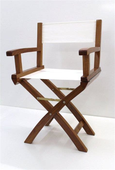 teak boat folding chair high gloss true marine