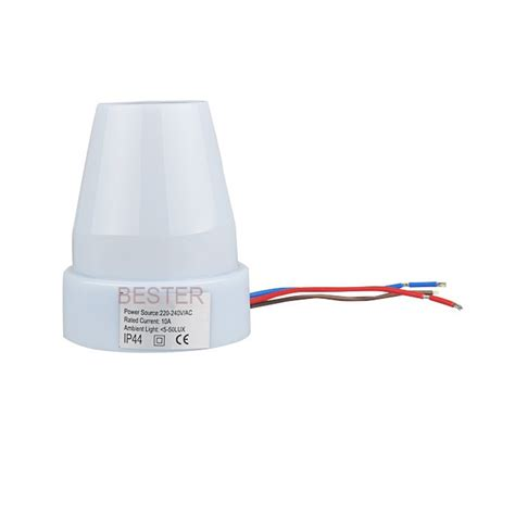 outdoor auto photocell sensor switch view photocell