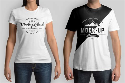 mockup t shirt t shirt mockup set mockup cloud