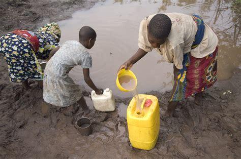 Thirsty For Justice  Mcc Washington Memo