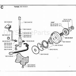 Jonsered 2054  1994  Parts Diagram  Page 3