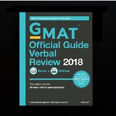 Gmat Verbal Review  Gmat Amsterdam
