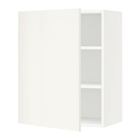 Ikea White Wall Cabinets by Sektion Wall Cabinet Veddinge White 24x15x30 Quot Ikea
