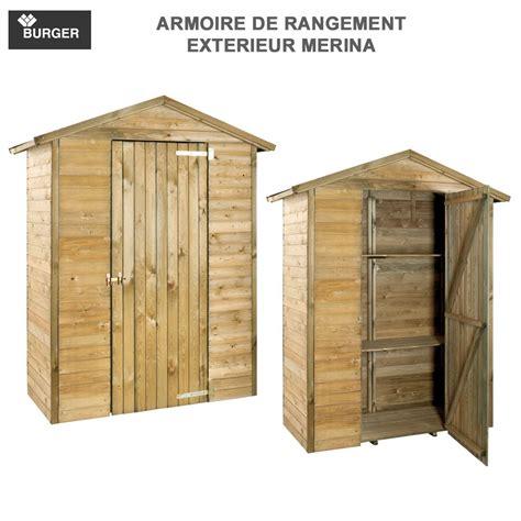 Armoire De Rangement De Jardin Merina + Plancher 99 Burger8